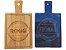Kit com 2 Minitábuas de Ardósia e Bambu para Petiscos - Imagem 2