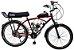 Bicicleta Motorizada Caiçara XR Motor 80cc - Bikelete - Imagem 1