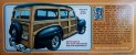 Ford Custom Wood 1941 1/25 AMT - Imagem 2