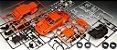 Model Set Porsche 934 RSR Jagermeister 1/24 Revell - Imagem 8