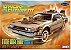 De Volta Para O Futuro Time Machine Mark III 1/25 AMT  - Imagem 1