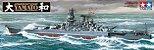 Encouraçado Japonês Yamato 1/350 Tamiya Montado - Imagem 1