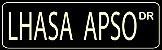 Placas de Lhasa Apso - Imagem 4