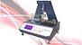 Ensaio de Pêndulo, método Scott, (Internal Bond Tester) IBT - Imagem 1