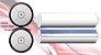 Análise de Pressão de Rolos de Calandra FUJIFILM e CARBON PAPER - Imagem 1