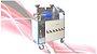 Impregnadora de Laboratório (Foulard Vertical) VFB350 VFB500 - Imagem 1