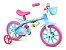Bicicleta aro 12 Nathor Aqua - Imagem 1
