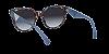 Emporio Armani  EA4140 Azul - Imagem 5