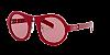 Prada  0PR 10XS Vermelho - Imagem 3