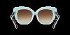 Tiffany TF4161 Havana/Blue Lentes Brown Gradient - Imagem 4