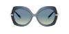 Tiffany TF4169 Opal Blue Lentes Yellow Gradient Blue - Imagem 2