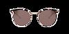Dolce & Gabbana DG4371 Top Tr Pink/Madreperla Pink Lentes Brown Mirr Silver Int Violet - Imagem 2