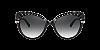 Dolce & Gabbana DG6135 Black Lentes Grey Gradient - Imagem 2