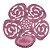 Tela perfumada para mictório antirrespingo - Morango - NOBRE - Imagem 2