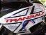 Kit Faixa Adesivo VINIL - Honda Transalp Xl 700v 2011 - Azul - Imagem 2