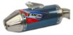 Escapamento CRF 250 F 2019 - 2021 - Foco Racing Strong Curto - Imagem 2
