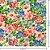 Pano de Mel Floral Kit com 4 - Imagem 4