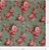 Pano de Mel Floral Azul Kit com 4 - Imagem 4