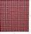 Pano de Mel Xadrez Vermelho Kit com 4 - Imagem 5