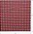 Pano de Mel Xadrez Vermelho Kit com 4 - Imagem 4