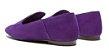 Schutz Loafer Suede Purple S2071000230022 - Imagem 3