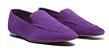 Schutz Loafer Suede Purple S2071000230022 - Imagem 2
