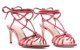Schutz Sandália Strings Lace-Up Metallic Red S2103900090001 - Imagem 2