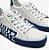 Schutz Tênis Logomania White / Blue  S2101200200002 - Imagem 3