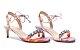 Schutz Sandália Mid Heel Glam Stones Tie-Dye S2088300020001 - Imagem 2
