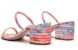 Schutz Mule Texture Strings Tie-Dye S2000105370001 - Imagem 3