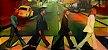 Placa Decorativa ( Beatles 02) em Cerâmica Tamanho A3 - (297mmx420mm) - Imagem 1