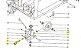 Pedal do Freio completo LM 1016 Paletrans - Imagem 4