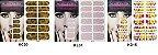 Adesivo de Unha Inteira - 12 peças cada cartela - Imagem 9