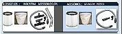 Aspirador Profissional MaxTurbo Inst. 50 Litros 1400w - Imagem 3
