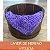 Layer de Merino Violeta - Imagem 1