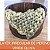 Layer Irregular de Merino Verde Oliva - Imagem 1
