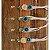 Headband Coroa de Flores Azul - Imagem 1