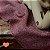 Conjunto soft Layer com gorro pompom rosa retrô - Imagem 2