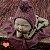 Conjunto soft Layer com gorro pompom rosa retrô - Imagem 1