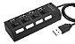 Hub USB 2.0 4 Portas Alta Velocidade - Lehmox - Imagem 1