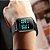 Relogio Smartwatch Inteligente MTR-23 Corrida Batimentos - Imagem 3