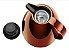 Bule Viena Metalizado Cobre Rosè 0,75l - Invicta - Imagem 5