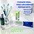 Glister Creme Dental 200G - Branqueamento dos Dentes Dura - Ideal Sensibilidade Tratamento - Imagem 6