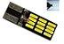 LAMPADA T10 CAMBUS 24 LED CANCELLER CACH W5W BRANCO 12V - Imagem 1