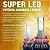 Kit Super Led Code Tech One 12v 24v HB3 9005 6000K - Imagem 2