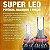 KIT LAMPADAS SUPER LED 881 CODE 6000K - Imagem 2