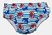 Sunguinha de Banho Com Fralda Embutida FPS 50+ Caranguejo - Ecoeplay - Imagem 1