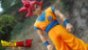 Goku God Super Saiyajin Boneco Dragon Ball Super Banpresto - Imagem 3