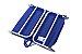 Cadeira Espreguiçadeira Poliester Bel Fix Azul 6000 - Imagem 2