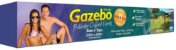 Gazebo Oxford Poliéster 3x3m com Silvercoating Verde - MOR - Imagem 2
